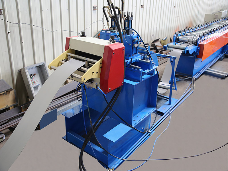 Metal Box Roll Forming Machine