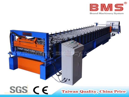 Roofing Panel Roll Forming Machine